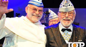 Pater Wolfgang Sieffert und Engelbert Oxenfort